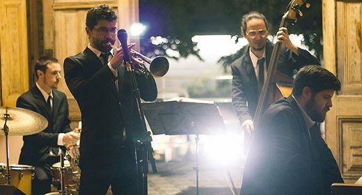 David Kerr & Canastra Trio